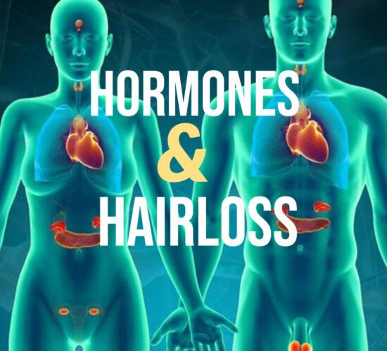Hormones and Hairloss