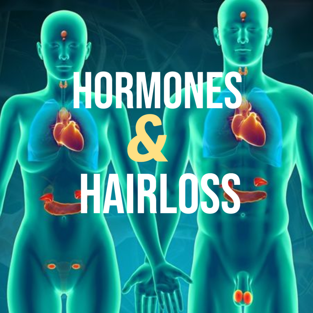 Hormones and Hairloss