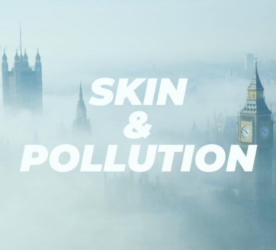 skin & pollution